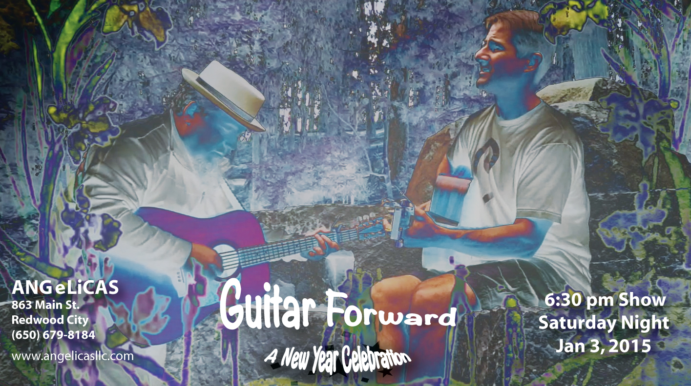 Guitar Forward Jan 3rd